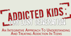 Addicted Kids; Our lost generation Logo